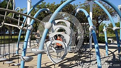 Miami playground