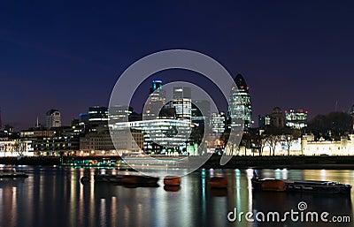 Miasto London