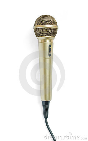 Free Mic Royalty Free Stock Photography - 7916357