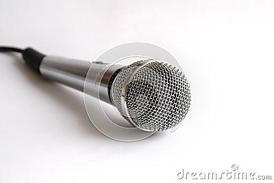 Mic voor karaoke