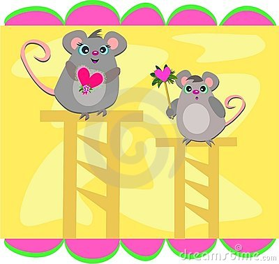 Mice on High Stands