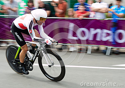 Michael Albasini in the Olympics Editorial Stock Photo