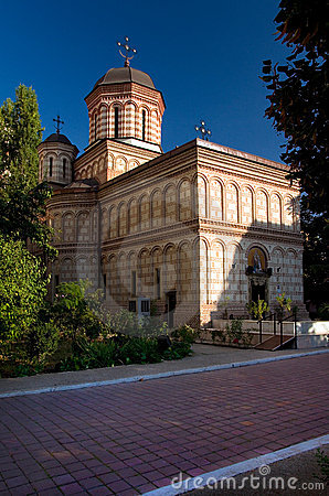 Michael the Brave Church - Bucharest