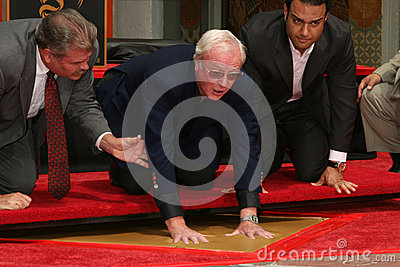 Michael Cain,Michael Caine Editorial Stock Photo