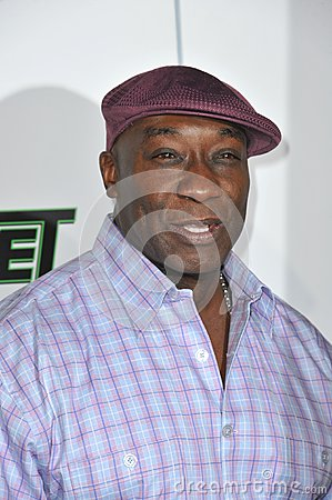 Michael Clarke Duncan Editorial Stock Photo