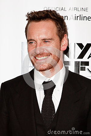 Michael Fassbender Editorial Image