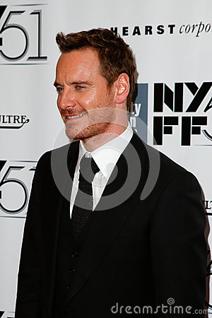 Michael Fassbender Editorial Photography