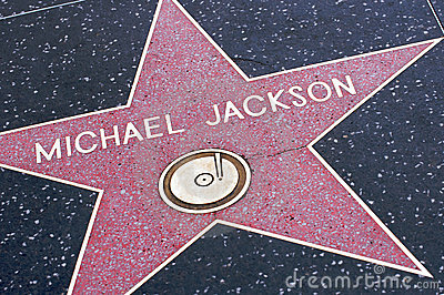 Michael Jackson Editorial Image