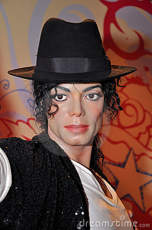 Michael Jackson Editorial Stock Photo
