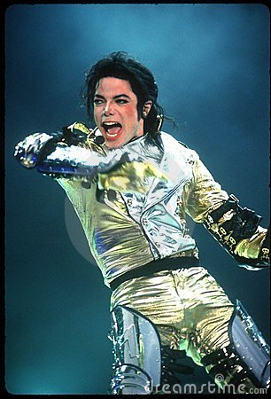 Free Michael Jackson Stock Images - 21344764