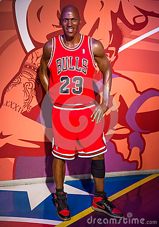 Free Michael Jordan Royalty Free Stock Photos - 43036498