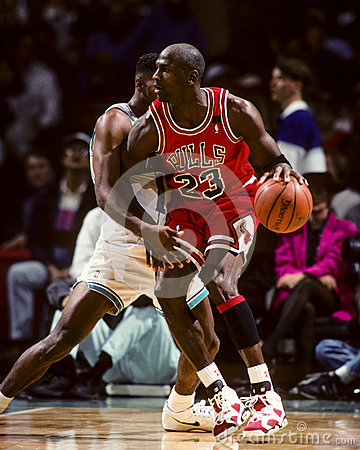 Free Michael Jordan Chicago Bulls Royalty Free Stock Photos - 42033628
