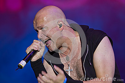 Michael Kiske (Unisonic) Editorial Photo