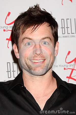 Michael Muhney Editorial Stock Image