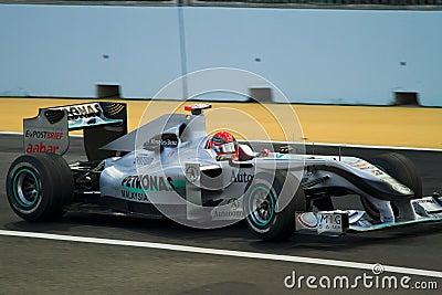 Michael Schumacher Editorial Stock Photo
