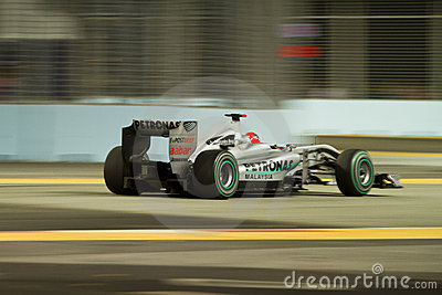 Michael Schumacher Editorial Photo