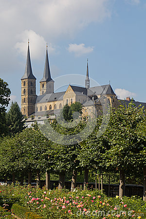 The Michaelsberg in Bamberg