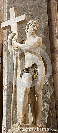 Michalangelo - Christ statue - Rome