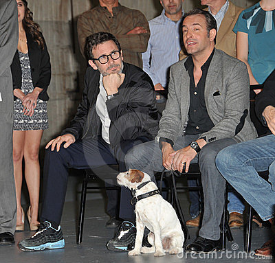 Michel Hazanavicius Editorial Stock Image