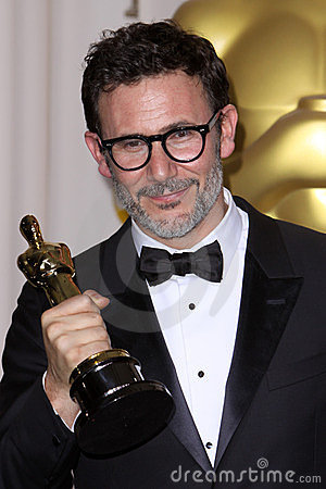 Michel Hazanavicius Editorial Photography