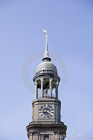 Michel - St.Michaelis Church in Hamburg