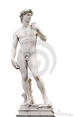 Free Michelangelo S David Royalty Free Stock Photography - 25910977