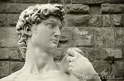 Michelangelo s David, Florence Italy