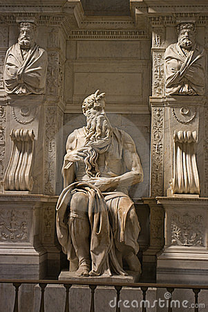 Michelangelo s Moses