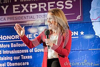 Michele Bachmann Editorial Photo