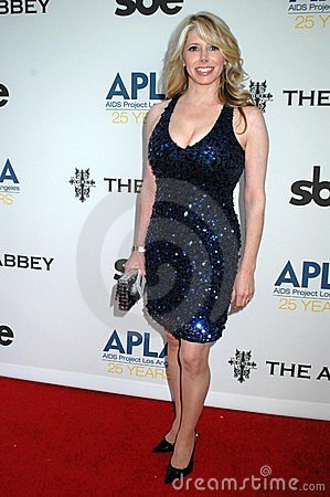 Michelle Harris at the APLA  The Envelope Please  Oscar Viewing Party. The Abbey, West Hollywood, CA 02-22-09 Editorial Photo
