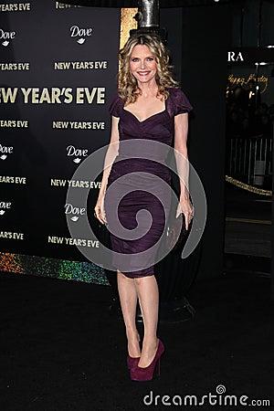 Michelle Pfeiffer,  Editorial Stock Photo