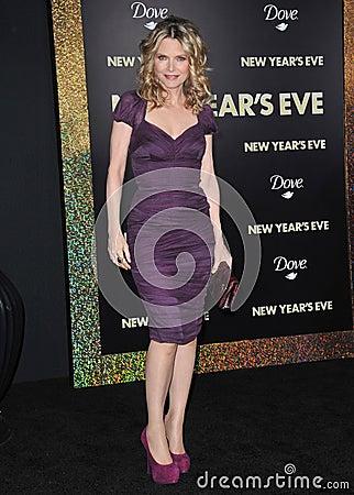 Michelle Pfeiffer Editorial Photo