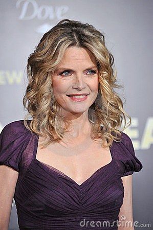 Michelle Pfeiffer Editorial Photography