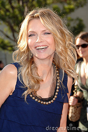 Michelle Pfeiffer Editorial Stock Image