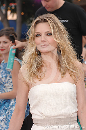 Michelle Pfeiffer Editorial Stock Photo