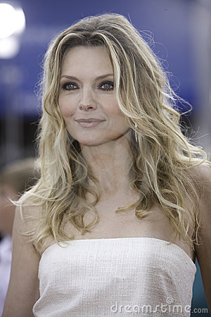 Michelle Pfeiffer 6 Editorial Photo