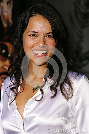 Michelle Rodriguez Editorial Stock Photo