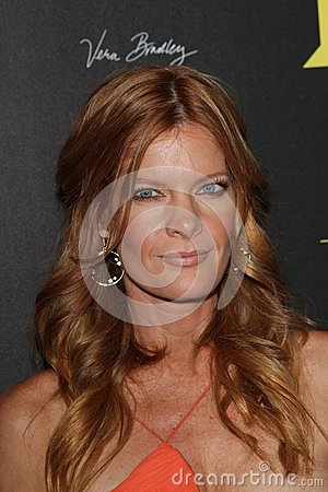 Michelle Stafford at the 39th Annual Daytime Emmy Awards, Beverly Hilton, Beverly Hills, CA 06-23-12 Editorial Stock Photo