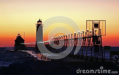 Michigan Pier