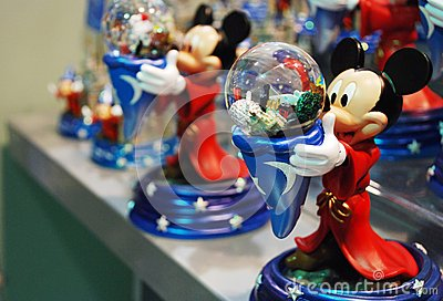 Mickey mouse decoration Editorial Photo