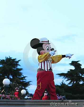 Mickey Mouse Immagine Editoriale