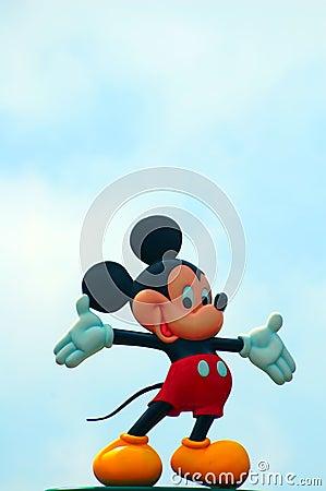 Free Mickey Mouse Royalty Free Stock Photos - 19027028