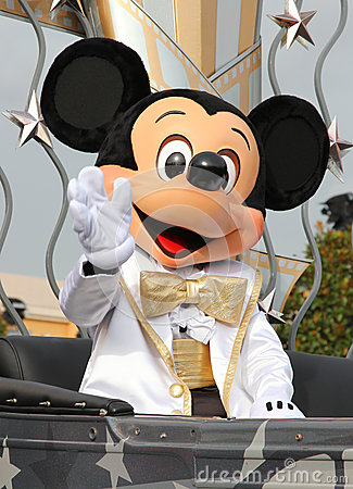 Mickey Mouse Editorial Stock Photo