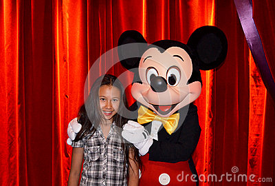 Disney Mickey Mouse Editorial Photography