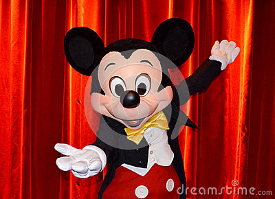 Disney Mickey Mouse Editorial Stock Image