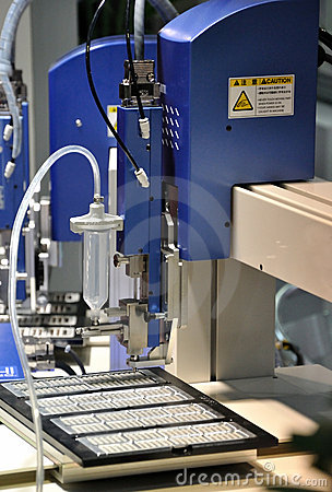 Micro electronic manufacturing