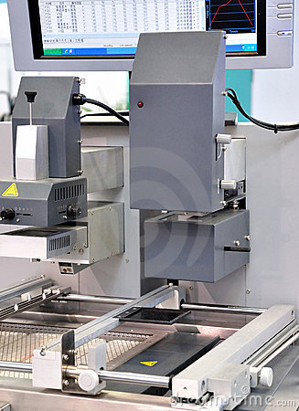 Micro electronic manufacturing equipment
