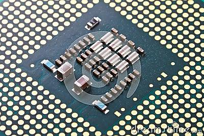 Micro processor pattern