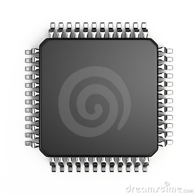 Free Microchip Stock Image - 20067171