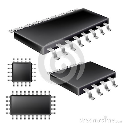Microchip set